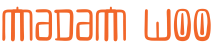 Madam Woo Logo Horizontal Simplified ORANGE cropped3